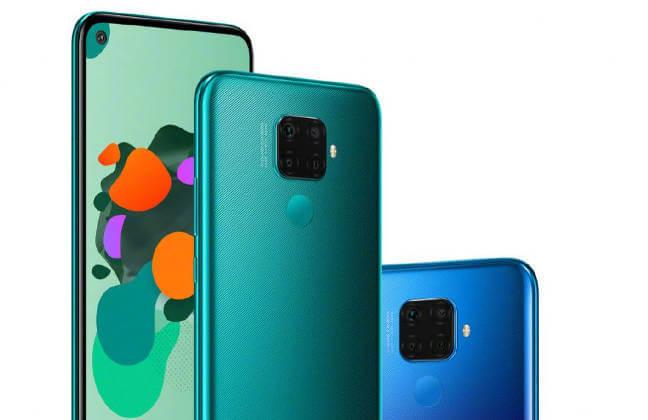 Huawei nova 5i Pro: характеристики и цены