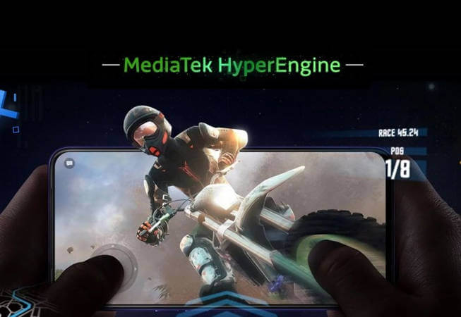 чип MediaTek Helio G90