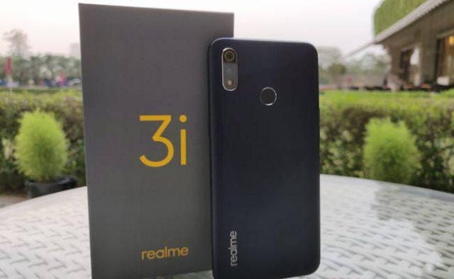 Realme 3i: новый дешевый игровой смартфон