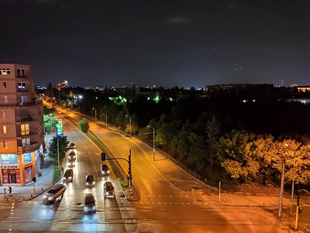 камера Mi 9T, примеры ночных фото