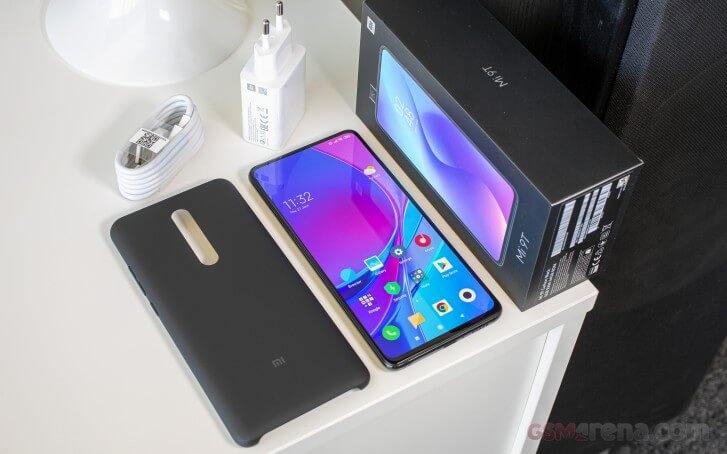 смартфон Xiaomi Mi 9T обзор