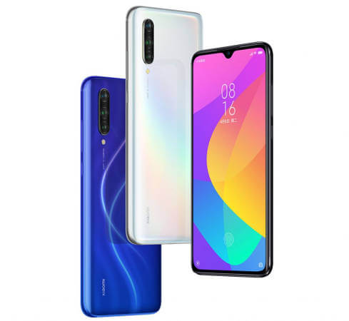 Xiaomi Mi CC9 характеристики