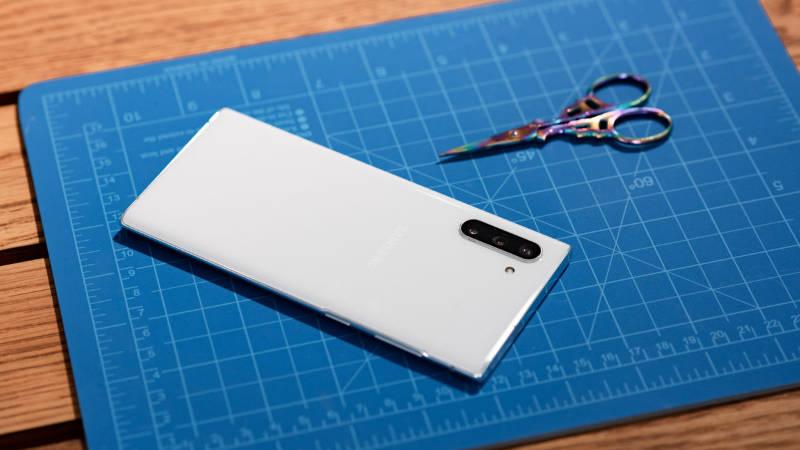 Galaxy Note 10 цена в России и Москве