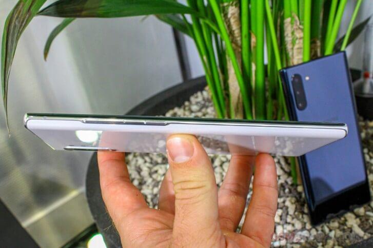 Galaxy Note 10 обзор