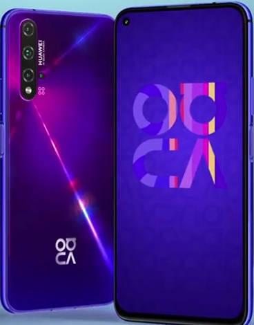 Huawei nova 5T цена дата выхода