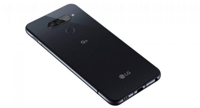 LG Q70 характеристики камеры
