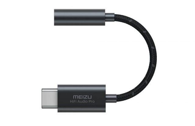 Meizu 16s Pro переходник для наушников