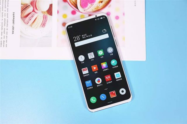 характеристики Meizu 16s Pro: экран, батарея