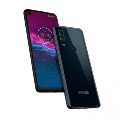 Motorola One Action цена