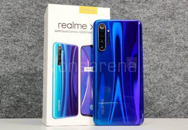 Realme XT: все характеристики и первый обзор
