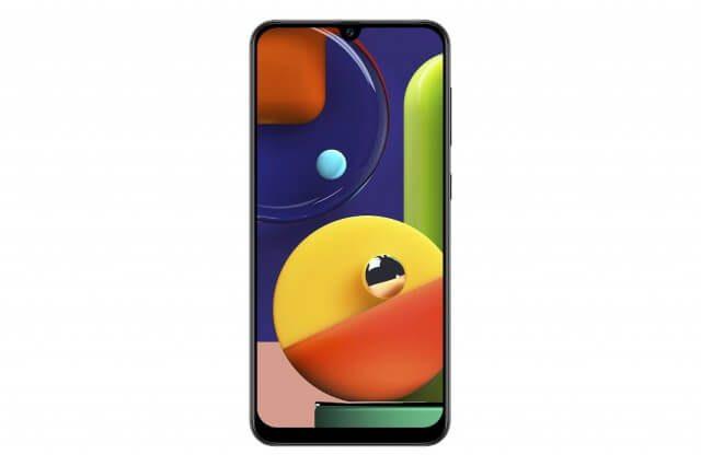 Samsung Galaxy A50s: сравнение с Galaxy A50