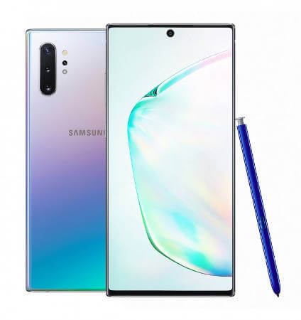 Galaxy Note 10 Plus характеристики цена