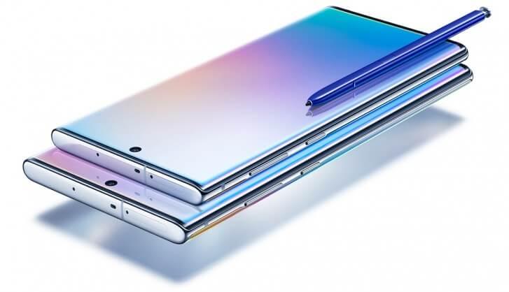 Samsung Galaxy Note 10 характеристики цена дата выхода