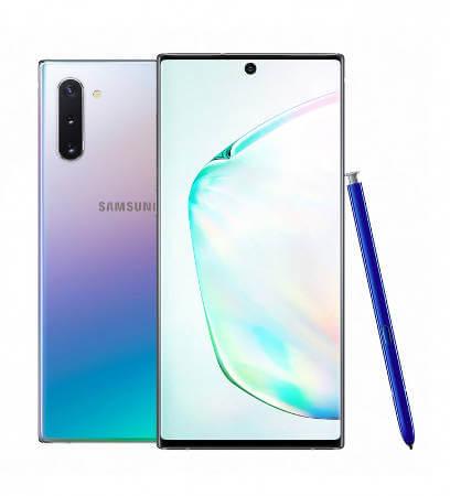 Galaxy Note 10 характеристики