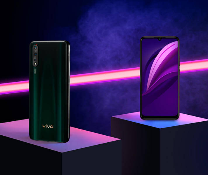 Vivo Z5 характеристики смартфона