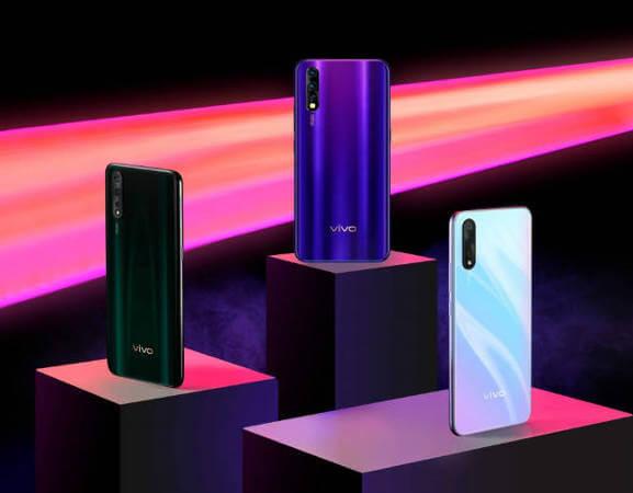 новый смартфон vivo Z5 характеристики и цены