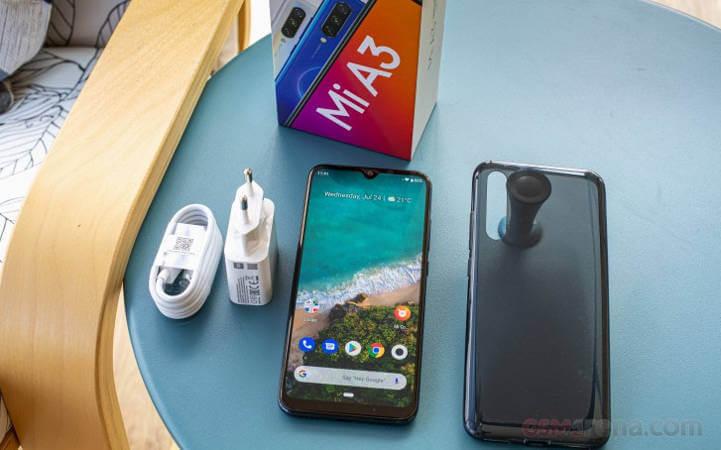 Xiaomi Mi A3 обзор