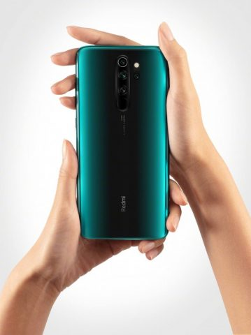 Xiaomi Redmi Note 8 Pro характеристики камеры