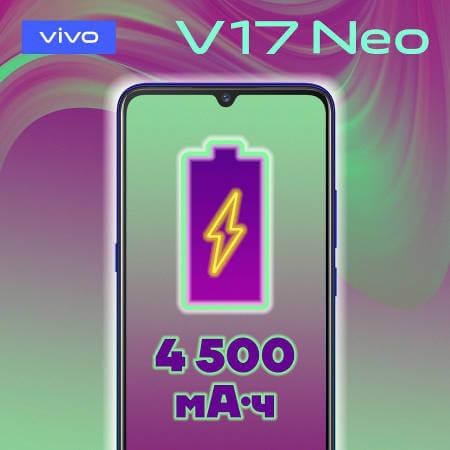 vivo V17 Neo характеристики