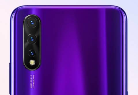 vivo Z5 характеристики камеры
