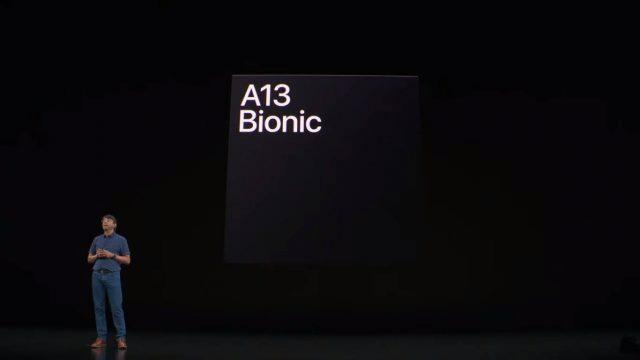 Apple A13 Bionic эффективность