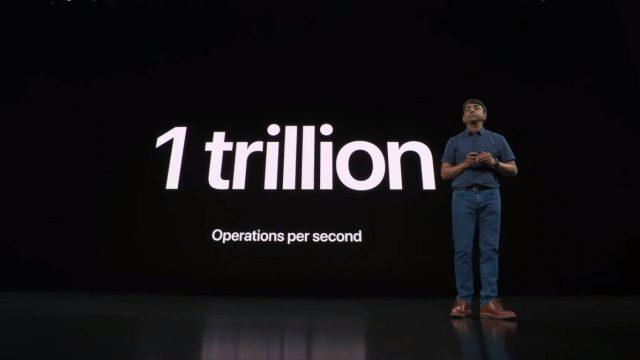 процессор Apple A13 Bionic машинное обучение