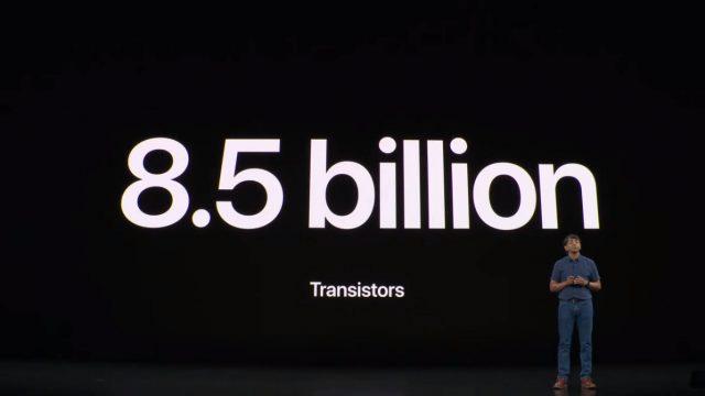 Apple A13 Bionic характеристики