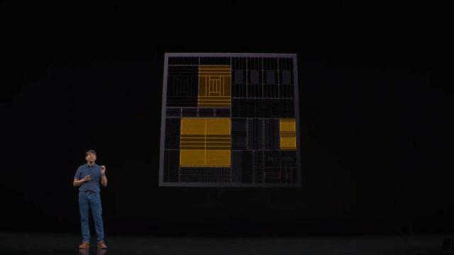 процессор Apple A13 схемы питания