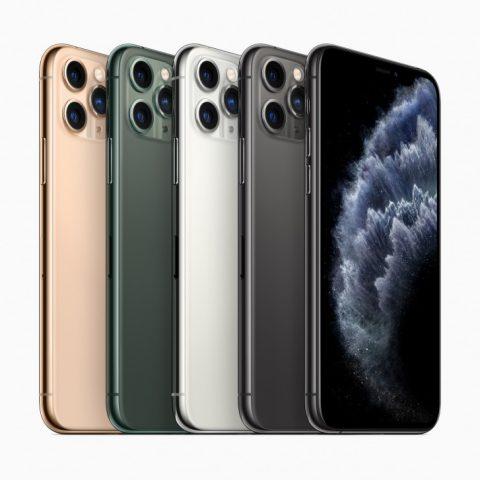 iPhone 11 Pro цена и дата выхода