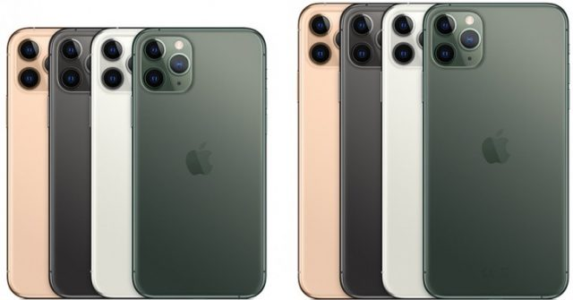 Apple iPhone 11 Pro Max характеристики