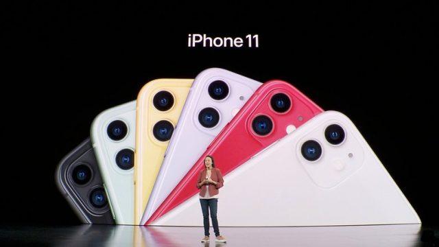 iPhone 11 характеристики