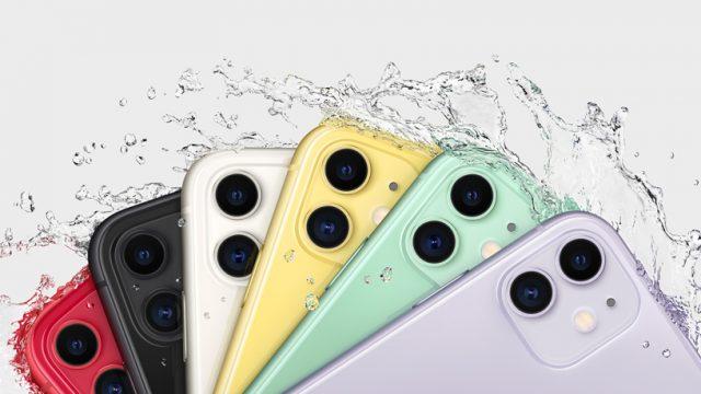 iPhone 11 характеристики и цены в России