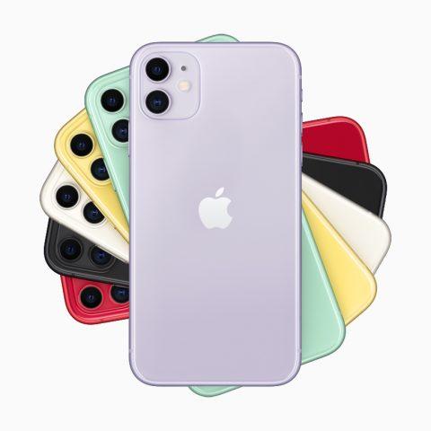 iPhone 11 Самый популярный смартфон 2019