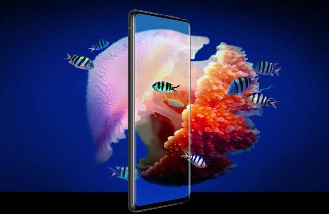 BLU Bold N1: беспроводная зарядка и крутой экран