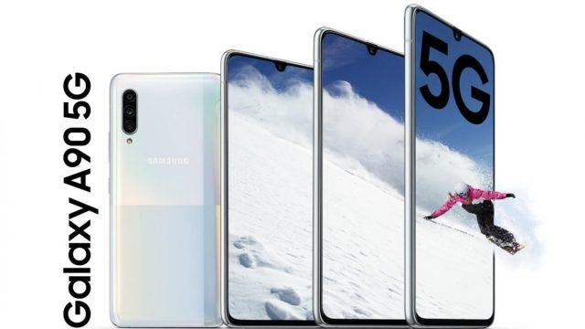 Samsung Galaxy A90 характеристики