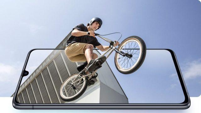 Samsung Galaxy A90 5G экран