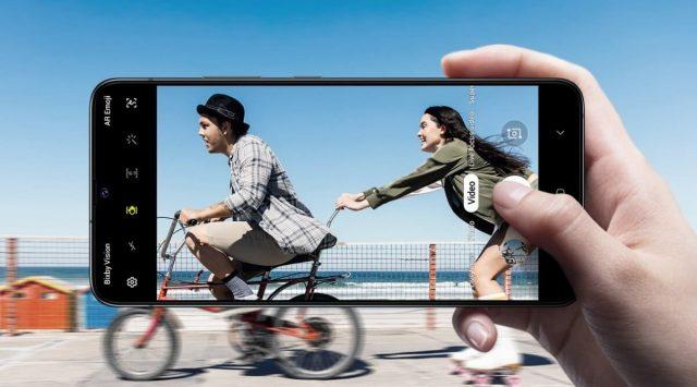 Samsung Galaxy A90 5G характеристики камеры