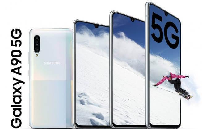 Samsung Galaxy A90: характеристики и цены