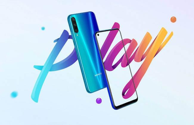 Honor Play 3: характеристики, цена, дата выхода