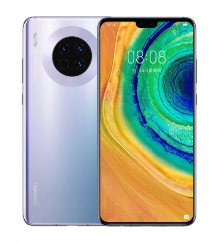 Huawei Mate 30 характеристики экрана