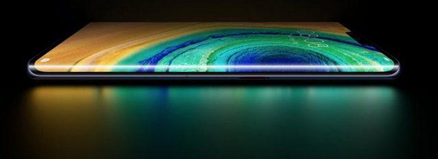Huawei Mate 30 Pro характеристики дисплея