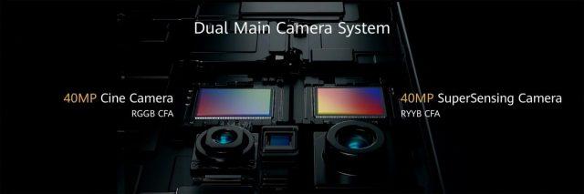 Mate 30 Pro характеристики камеры