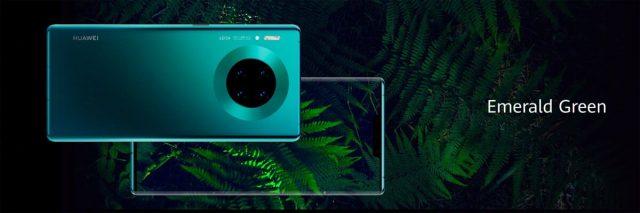 Huawei Mate 30 Pro характеристики батареи