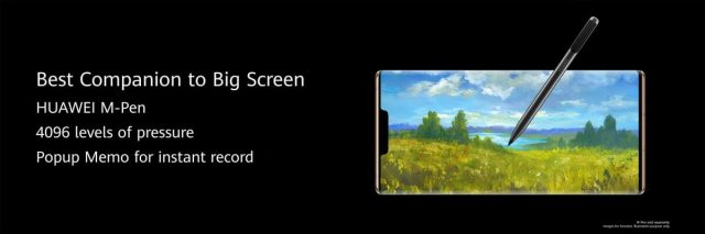 экран Huawei Mate 30 Pro характеристики