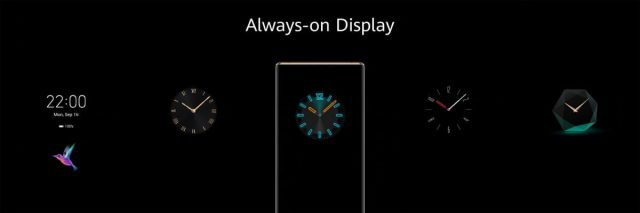 Huawei Mate 30 Pro характеристики экрана