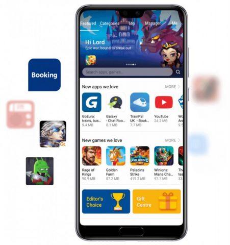 Mate 30 Pro Андроид