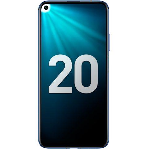 Huawei P30 vs Honor 20 сравнение