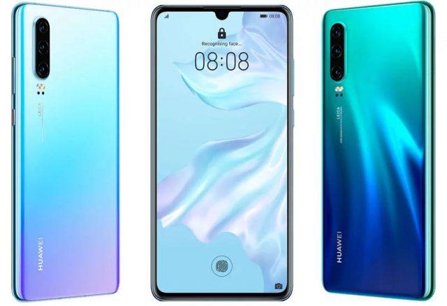 Huawei P30 или Honor 20