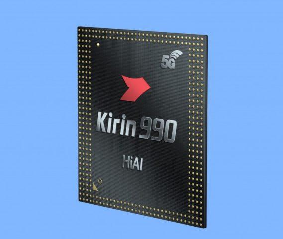 процессор Kirin 990