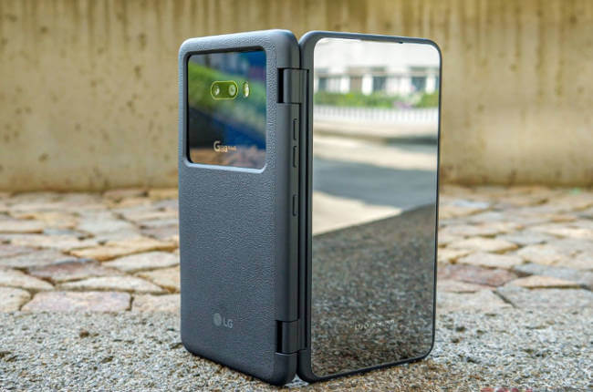 Обзор LG G8X: характеристики, цена и первый взгляд на новинку